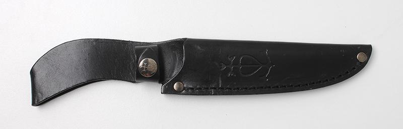Dague de Chasse Le Camarguais en bois d'olivier Coutellerie Nîmes