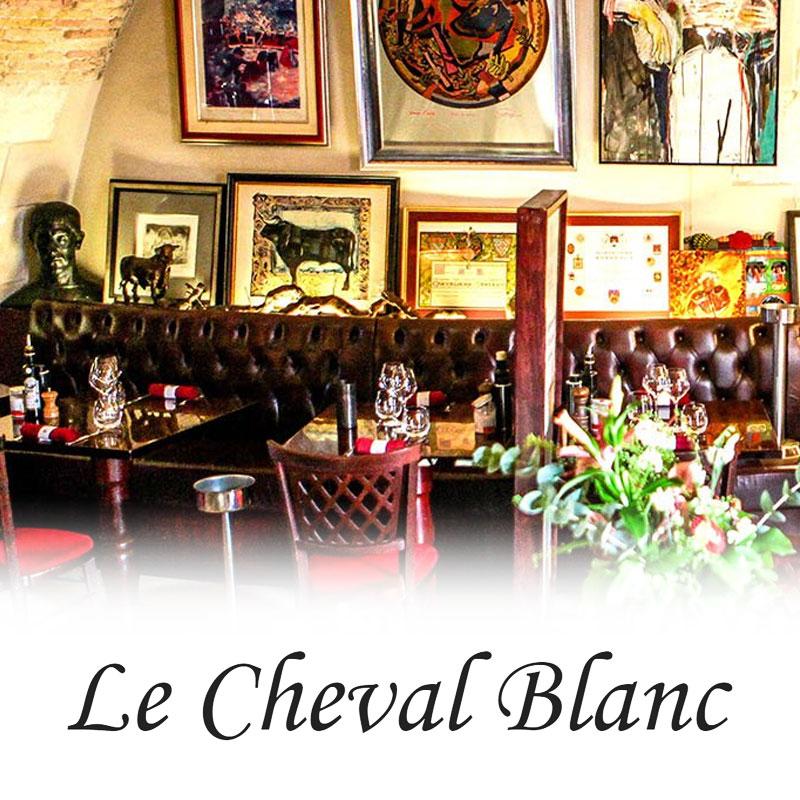 Wine Bar Le Cheval Blanc