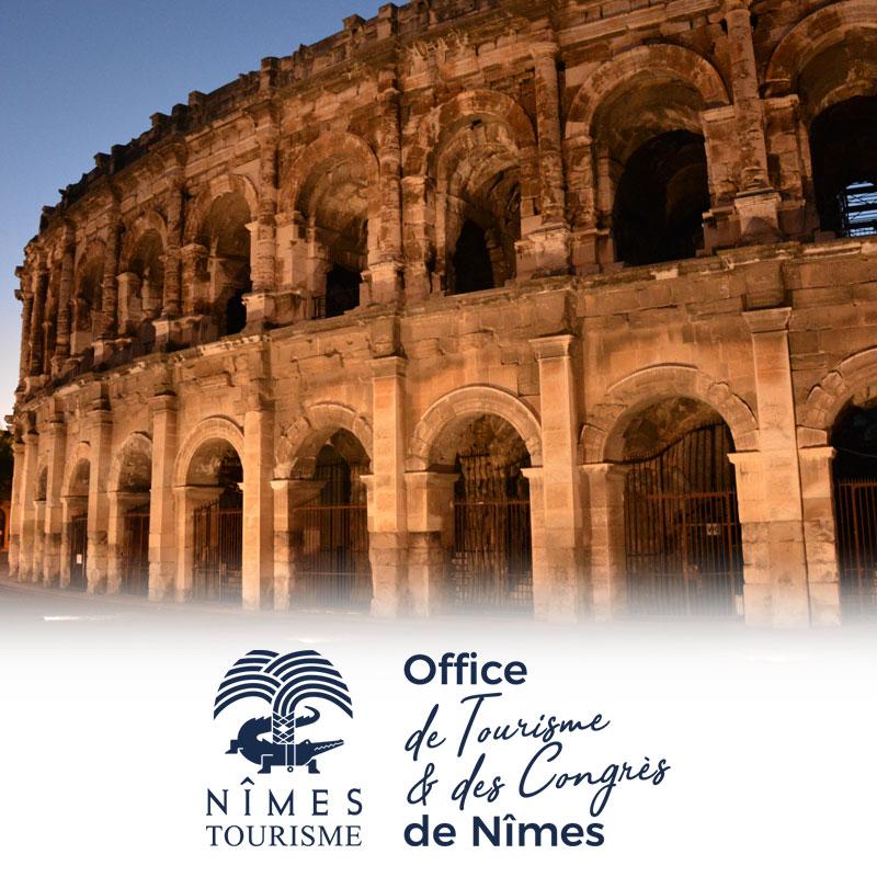 Office de tourisme de Nîmes
